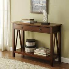 Small sofa table Low Quickview Wayfair Console Sofa And Entryway Tables Youll Love Wayfair