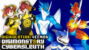 Digimon Cyber Sleuth Digivolution Chart Veemon All Champion Digivolutions Digimon Story Cyber Sleuth
