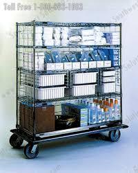 mobile metal storage shelves on mobile metal storage shelves on