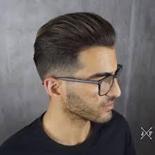 オールバックのやり方セット方法メンズが使いたいワックスや整髪料