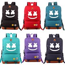 2019 <b>New Marshmello</b> Laptop Backpacks American Mystery <b>DJ</b> ...