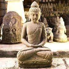 green stone sculpture meditation cm large buddha statue for statues melbourne garden