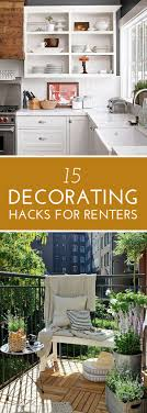 15 Decorating Hacks for Renters (That Won't Cost You Your Security Deposit)