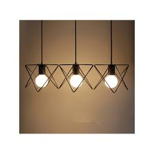 chandeliers 3 led bulbs ceiling lights classic rustic lodge vintage lantern metal minimalist style ceiling lights