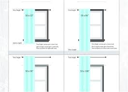 standard curtain sizes lengths new and widths measuring guide how to measure uk standard curtain sizes