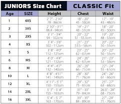 junior size c skins wetsuit size chart triocean surf surfboards xcel
