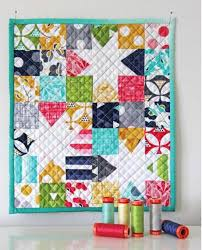 LUCKY STAR QUILT KIT - Moda COLOR THEORY fabric + Set of 7 AURIFIL ... & Fabric is from Moda's Color Theory Collection and is 100% premium quality  Moda cotton. Adamdwight.com