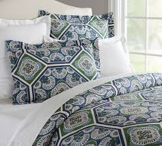 soleil duvet cover sham pottery barn for brilliant house blue king duvet cover designs