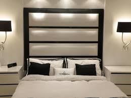 bedroom  gallerry of exciting diy modern headboard ideas white