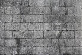 黒ずんだブロック塀のテクスチャー フリー写真テクスチャー素材