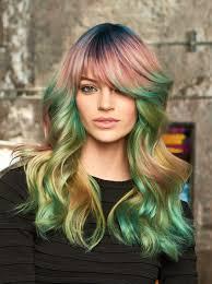 Haarfarben Trends F R 2018 Von L Or Al Wella Co Bilder