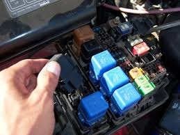 s14 isolated fog light circuit oem switch 56k is warned that turns off the fogs when the high beams are on you can remove the black fog light relay in the engine bay fuse box since it is not used anymore