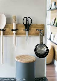 rustic diy utensil rack holder grillo designs grillo designs com