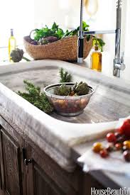 kitchen classy farm sink with drainboard porcelain kitchen sink