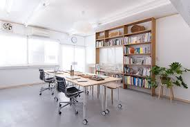 studio office design. Kobe Studio Office Design