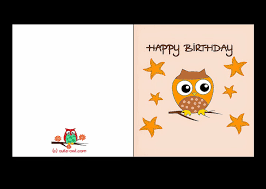 Happy Birthday Cards To Print Free Barca Fontanacountryinn Com