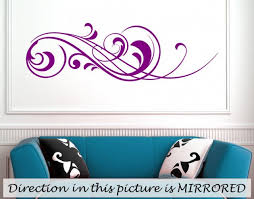 Small Picture Classy floral design wall sticker Wall Stickers Store UK shop