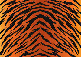 Tiger Pattern Delectable Tiger Pattern Free Vector Art 48 Free Downloads
