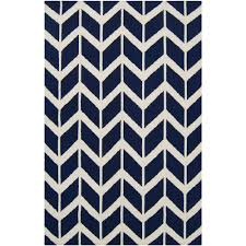 interior navy blue chevron rug 8x10 white zigzag and zig zag navy zig zag rug