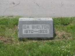 Ida Mae Broyles Shelton (1870-1925) - Find A Grave Memorial