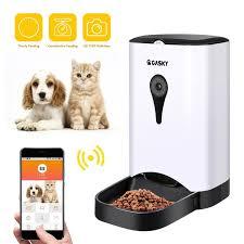 Gasky Automatic <b>WiFi Cat</b> Smart <b>Feeder</b> – <b>4.5L</b> Large Capacity App ...