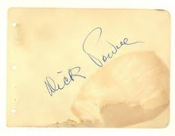 Vintage Photo Album Page Details About Dick Powell Bert Wheeler Autographed Vintage Album Page 527a