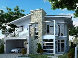 Sheryl  Four Bedroom Two Story House Design  Pinoy EPlansTwo Storey Modern House Designs