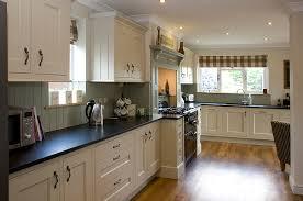 Shaker Kitchen Old White Shaker Kitchen Wonderful Kitchen Design Ideas