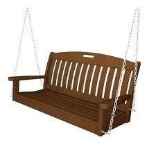 ideas patio furniture swing chair patio. patio furniture swing with canopy chair costco nautical 48 in teak ideas