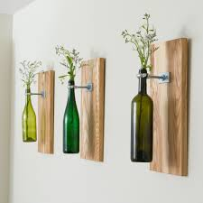 old glass bottles diy