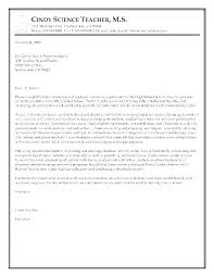 Teacher Resume Cover Letter – Markedwardsteen.com