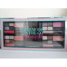 estojo de maquiagem supermodel makeup kit victoria s secret