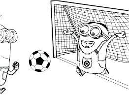 Soccer Coloring Page Bigfashioninfo