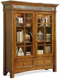 craftsman furniture. Craftsman Home Door Bookcase By Riverside Furniture