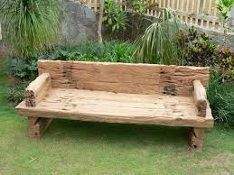 Small Picture Elegant Outside Wooden Bench 52 Outdoor Bench Plans The Mega Guide