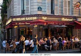 Image result for cafe images in Montmartre
