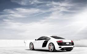 white audi r8 wallpaper. Plain Wallpaper White Cars Audi R8 Wallpaper Inside White Wallpaper R