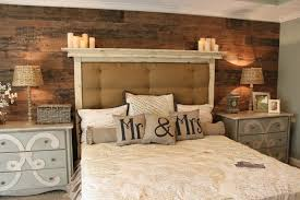 rustic elegant bedroom designs. Rustic Chic Master Bedroom Wall Decorating Ideas Elegant Designs