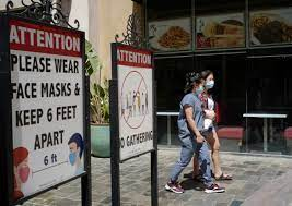 Los Angeles County to reinstate mask ...