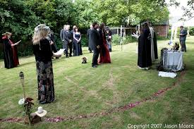 wiccan wedding. Wiccan Wedding Celtic Pagan Wedding Dresses Beautiful Wiccan