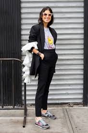 Man Repeller How To Wear Office Trousers Without Looking Like A Stockbroker