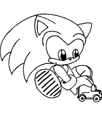 Small Picture Sonic Coloring Pages Coloring Pages To Print