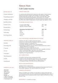 CA Inter Resume Format