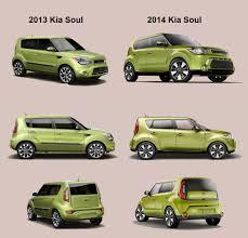 kia soul 2013 vs 2014. Interesting Soul Httpwwwsubarusvxcom2013vs2014KiaSouljpg  Kia Soul 2014 Vs 2013  Intended Vs S