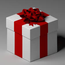 Gift box with bow Transparent Gift Boxes With Bow 3d Model Obj Mtl Fbx Blend Cgtrader Gift Boxes With Bow 3d Cgtrader