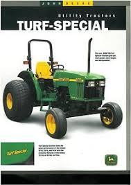 image is loading john deere tractor turf special 5210 5310 5410