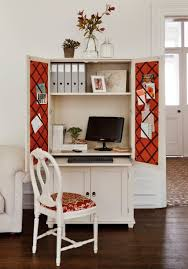 hideaway office design. Home Office Desk Armoire Appealing Corner Computer Hideaway Design