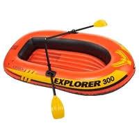 Надувная <b>лодка Intex Explorer</b>-<b>300</b> Set (58332) — Надувные ...