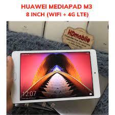 Có nghe gọi được - Máy tính bảng Huawei Mediapad M3 8 inch (4G LTE + WIFI)  giá bán 2.950.000₫