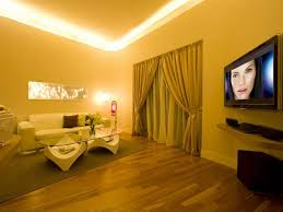 home lighting effects. Philips Ambient Experience Concept Suite Is One Moody Room. Cove LightingLighting IdeasHome Home Lighting Effects O